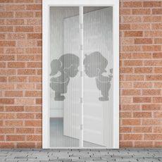 Szúnyogháló függöny ajtóra fiú/lány